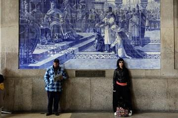 Estação de comboios de S. Bento considerada uma das 14 mais belas do mundo