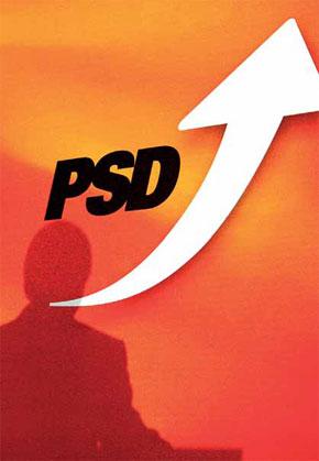 O novo símbolo do PSD pago pela Somague