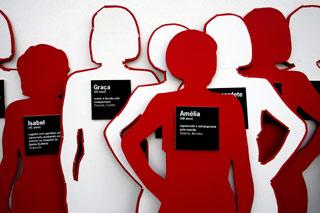 A violência doméstica passou a ser crime público em 2000