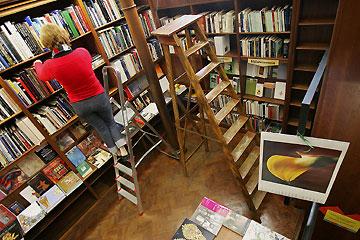 A Livraria Buchholz, em Lisboa
