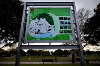 <p>A Rota da Biodiversidade inclui o Jardim de Vasco da Gama</p>