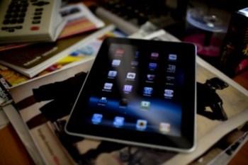 O ipad, uma das descobertas da década