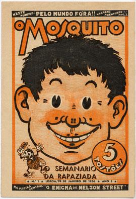 A revista o mosquito nasceu há 75 anos