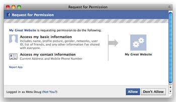Nova Polémica com a privacidade no facebook