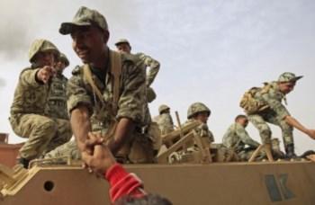 Exército do Egipto diz que não lutará contra o povo