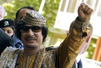 Líbia: Khadafi corta sinal da Internet  para evitar novos protestos