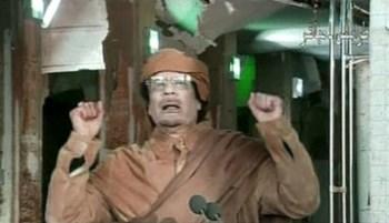 Kadafi de ditador a líder de uma revolução perdida