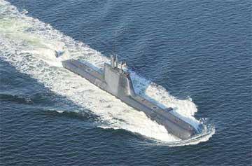 O diplomata dá o exemplo contrário aos submarinos, de que Portugal  tem poucos navios patrulha para a defesa do litoral