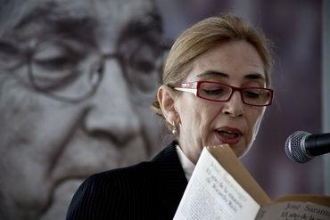 Pilar del Río diz que Saramago sabia o que ia acontecer no mundo
