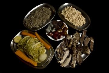 O cozido é um dos pratos em competição