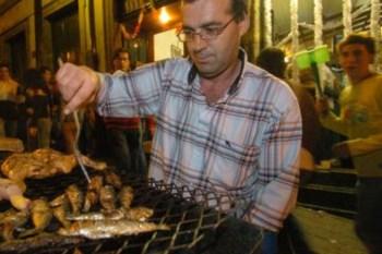 A sardinha enfrenta a concorrência de quatro pratos de bacalhau na categoria do peixe