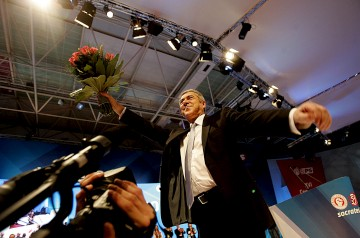 O congresso socialista vai estar em directo nas TV's este fim-de-semana