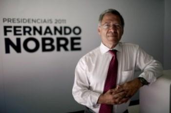 Fernando Nobre é candidato a politico