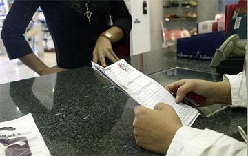 Até agora só foi detectado um caso fraudulento de prescrição