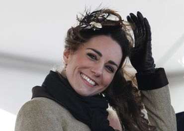 Kate Middleton será a primeira rainha plebeia quando William for rei
