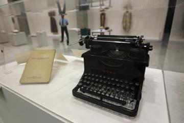 As máquinas de escrever fazem há muito parte do espólio dos museus
