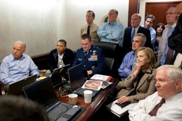Um dos momentos mais tensos da presidência de Barack Obama