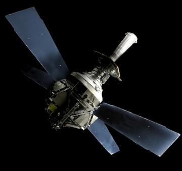 A Gravity Probe B foi lançada em 2004