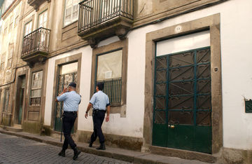 Esta foi a segunda vez que os polícias de uma só esquadra meteram baixa médica em simultâneo