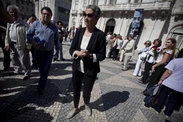 Violante Saramago é bióloga