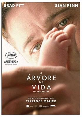 """""""A Árvore da Vida"""", Palma de Ouro da edição de Cannes deste ano, estreia esta quinta-feira"""
