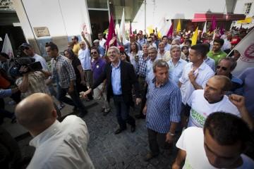 """Vitória eleitoral do PS """"não é tarefa impossível"""", diz Sócrates"""