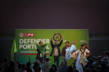 Sócrates atacou o PSD a pensar nas palavars de Manuela Ferreira Leite