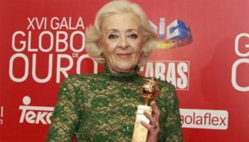 Simone ganhou o prémio Mérito e Excelência