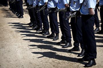 """O reforço de  policiamento está previsto para """"meados de Junho"""""""