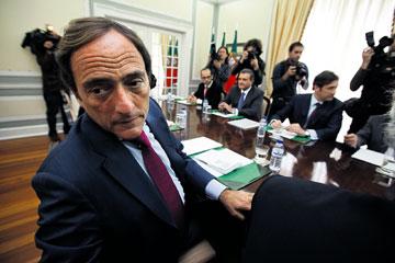 CDS de Paulo Portas deverá tutelar três áreas