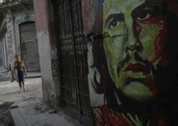 Che Guevara tornou-se num dos símbolos mais icónicos da revolução cubana