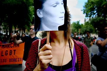 A marcha sai do Príncipe Real e termina na Praça da Figueira