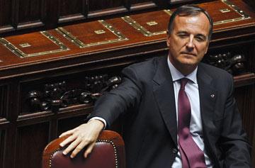 """Frattini pediu """"informações detalhadas"""" à NATO"""