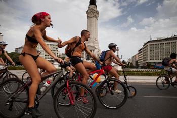 Nudismo em Lisboa