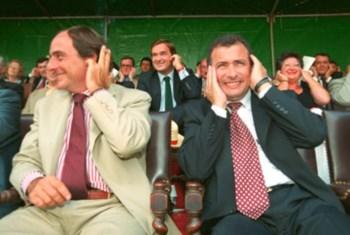 Paulo Portas e Daniel Campelo