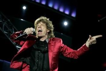 O álbum da nova banda de Mick Jagger chega às lojas em Setembro