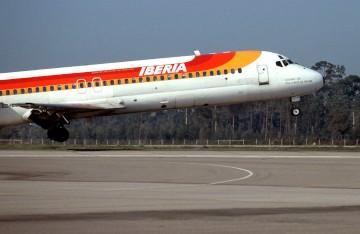 O corpo vinha num avião da Iberia vindo de Cuba