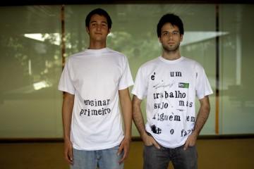 Pedro Ramos e Pedro Fiel