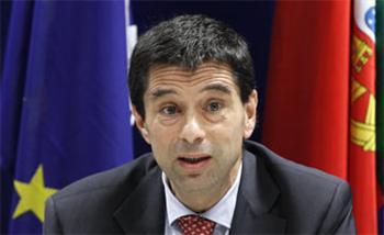 <p>Contornos do novo imposto foram hoje apresentados pelo ministro das Finanças</p>