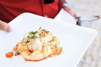 Os pratos de chefs conceituados voltaram à mesa do programa Allgarve