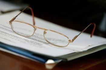 O reembolso de óculos está em causa