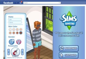 O jogo permite controlar a vida de personagens