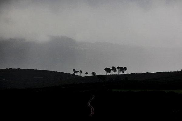 Em terra de lobos (Serra da Nave)
