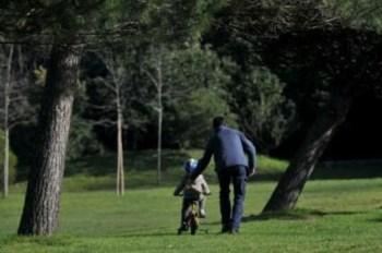 Estar com os filhos altera a fisiologia e o comportamento dos pais