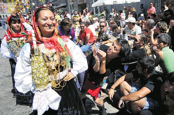 Viana do Castelo: Festas da N.ª Sr.ª da Agonia
