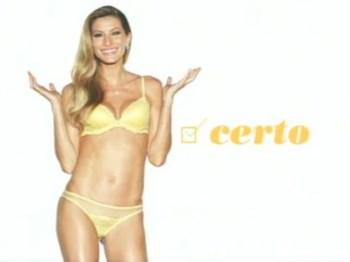 Ministra brasileira não gostou do conteúdo do anúncio