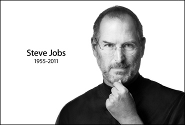 Imagem da homepage da Apple