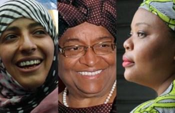 O Nóbel da paz para quem luta pelo direito das mulheres