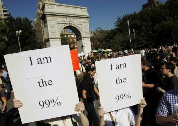 Manifestação neste sábado em Nova Iorque