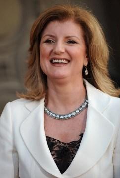 Arianna Huffington é a fundadora e actual presidente e directora de redacção do The Huffington Post